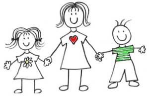 Výsledek obrázku pro rodiče a děti